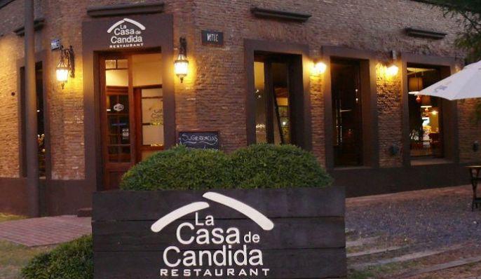 La Casa de Candida, Restaurante en Chascomús