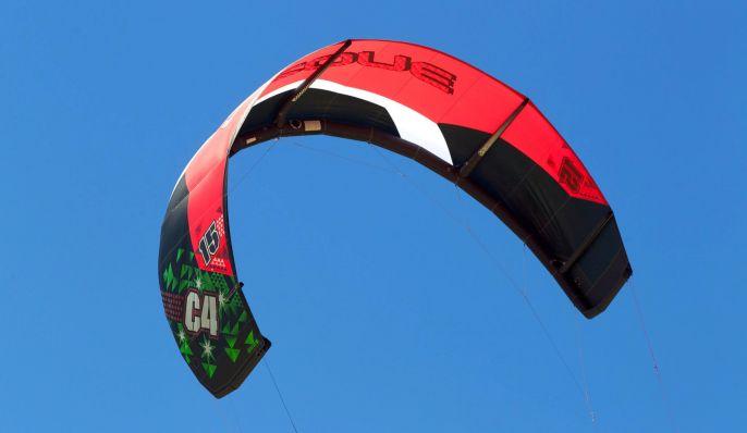 Escuela de kite de Cultura Extrema, Kitesurf en Chascomús