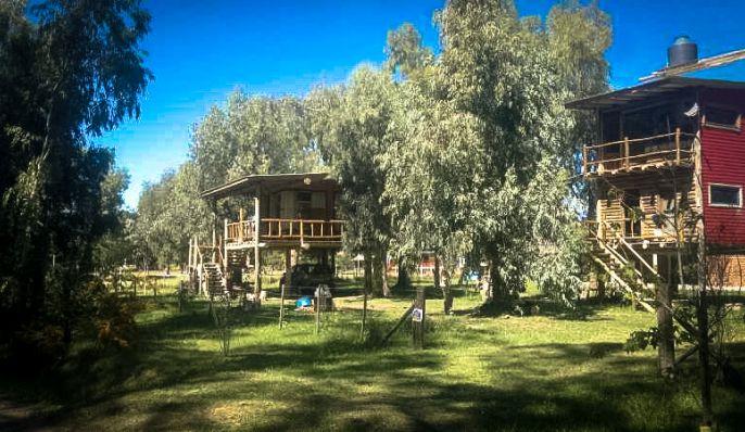 Cabaña La Feliz, Cabaña en Chascomús