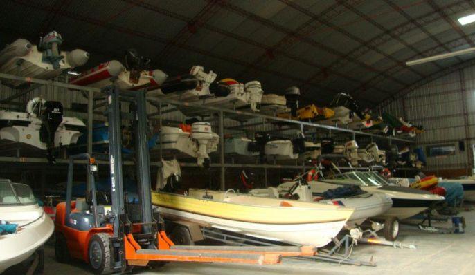Guardería Náutica Chascomús, Clubes y guarderías náuticas en Chascomús
