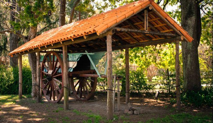 Museo Pampeano, Lugar histórico de Chascomús