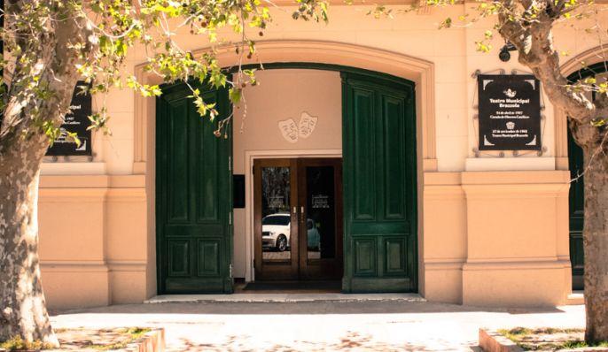 Teatro Municipal Brazzola, Lugar histórico de Chascomús