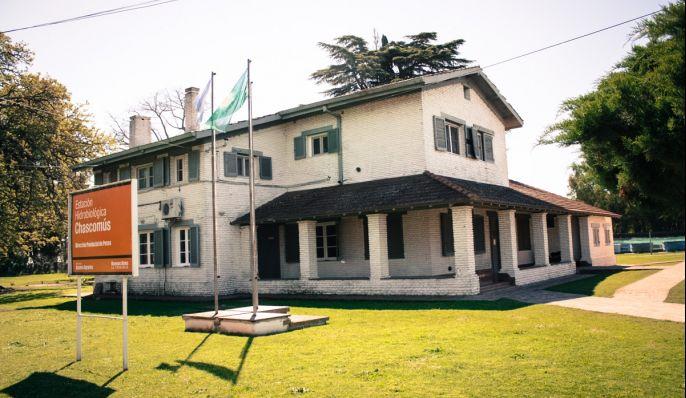 Estación Hidrobiológica, Lugar histórico de Chascomús