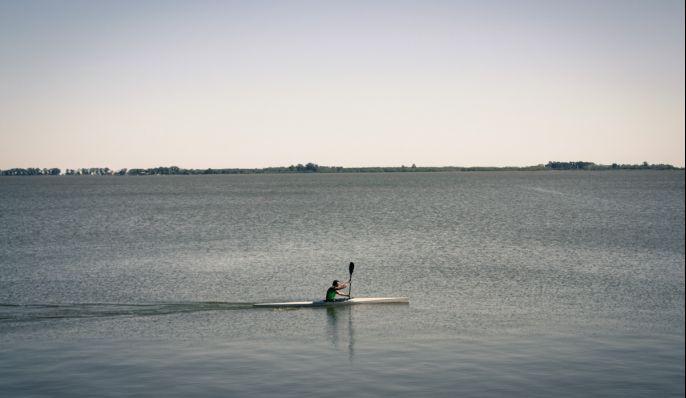 Laguna de Chascomús, Lugar histórico de Chascomús