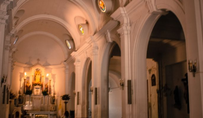 Iglesia Catedral, Lugar histórico de Chascomús