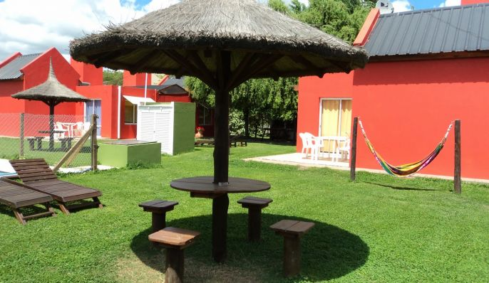 La Viña, Cabaña en Chascomús