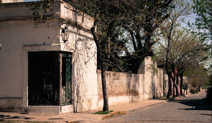 Casa de Casco, Lugar histórico de Chascomús