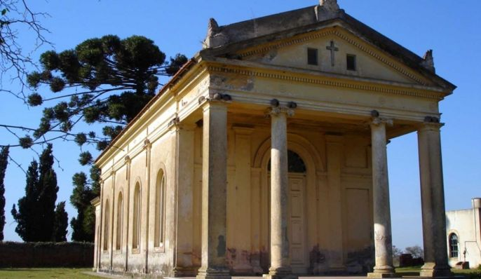 Cementerio San Andrés