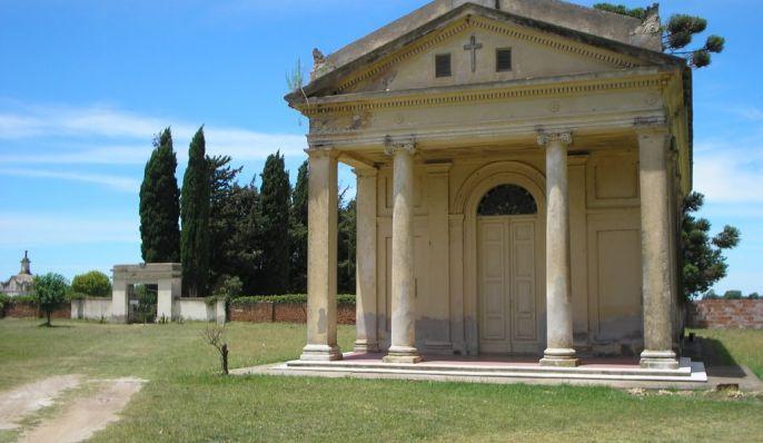 Cementerio San Andrés, Lugar histórico de Chascomús