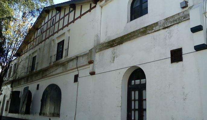 Club de Pelota, Lugar histórico de Chascomús