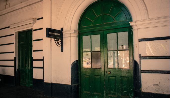 Estación de Ferrocarril, Lugar histórico de Chascomús