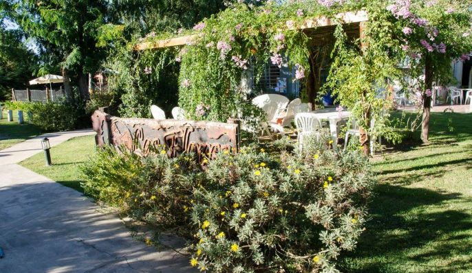 Las Flores, Cabaña en Chascomús