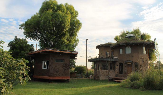 Akapacha, Cabaña en Chascomús