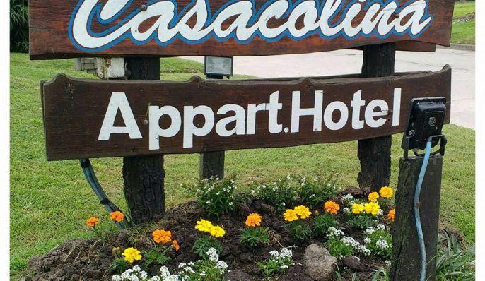 Casacolina, Apart hotel en Chascomús