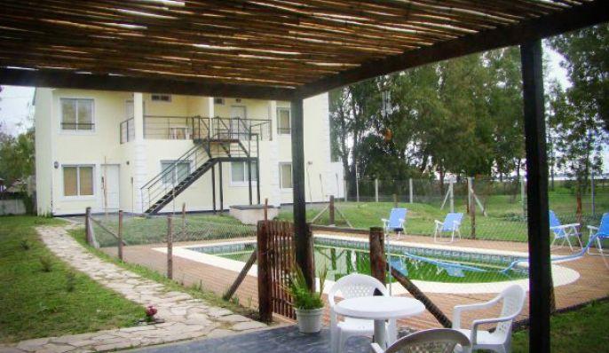 Terra Lucana, Cabaña en Chascomús
