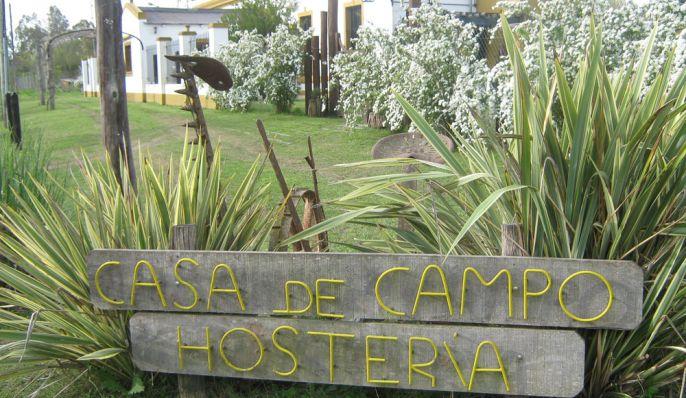 Casa de Campo, Hostería en Chascomús