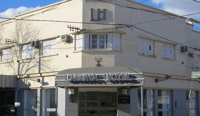 Laguna Hotel, Hotel en Chascomús