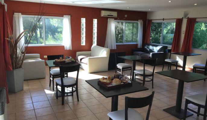Las Lomas Apart Suite & Spa, Hotel en Chascomús