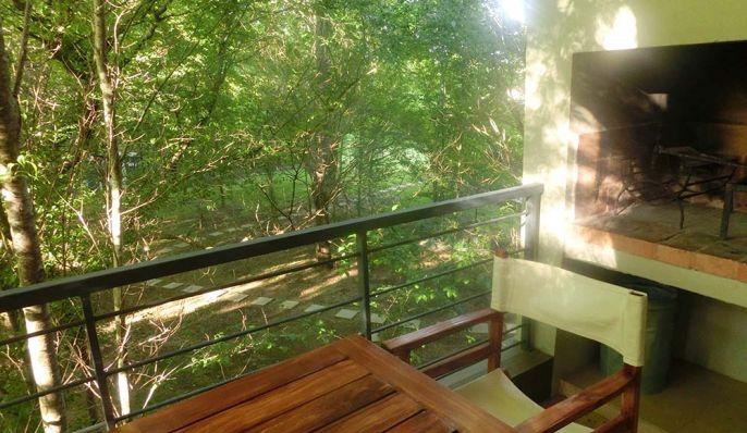 Aires del Bosque, Cabaña en Chascomús