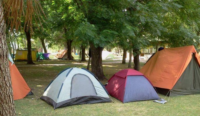 ACA, Camping en Chascomús