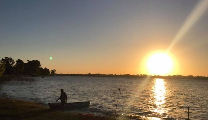 6 de Septiembre, Camping en Chascomús